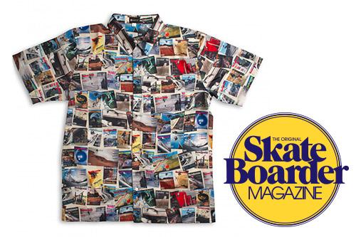 Skateboarder Magazine  Cover Layouts