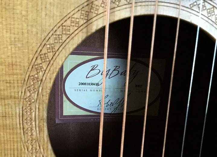 Acoustic Guitar Design Visualart