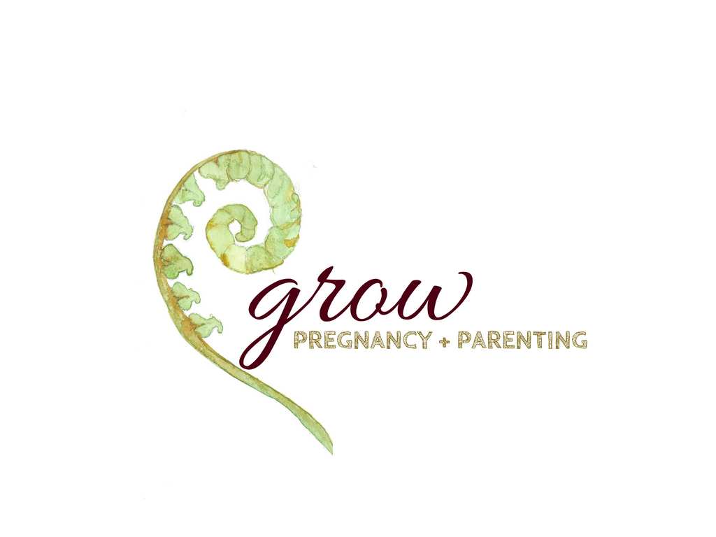 grow pregnancy+parenting