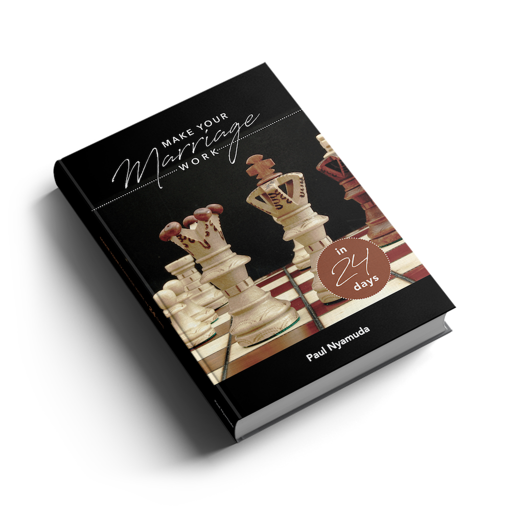 Make Your Marriage Work in 24 Days - Your marriage can be great. Simply start with everyday, practical elements discussed in this book.