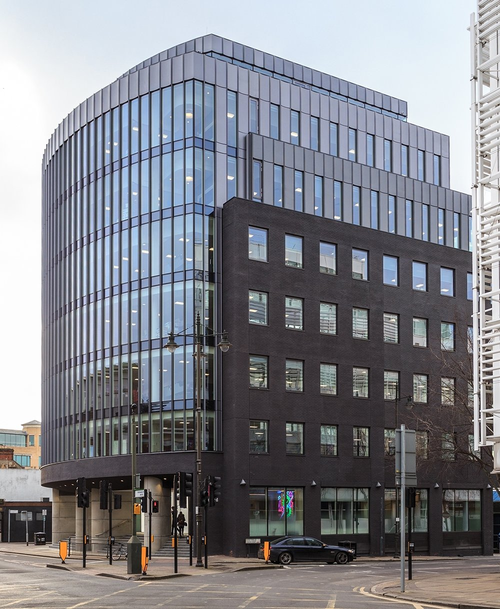 Pinnacle House SW19 -