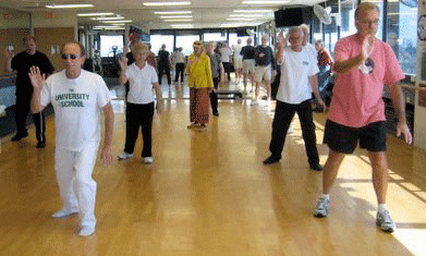 2007 Broward Wellness Tai Chi Group