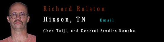 Email -  rralston4@bellsouth.net