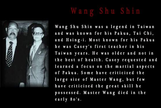 Wang Shu Shin with Christopher Casey