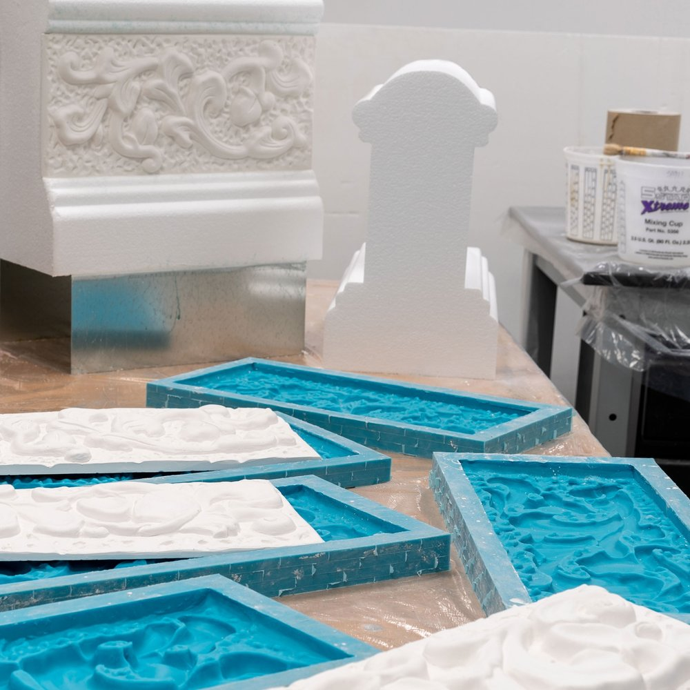 Mold Making and Casting
