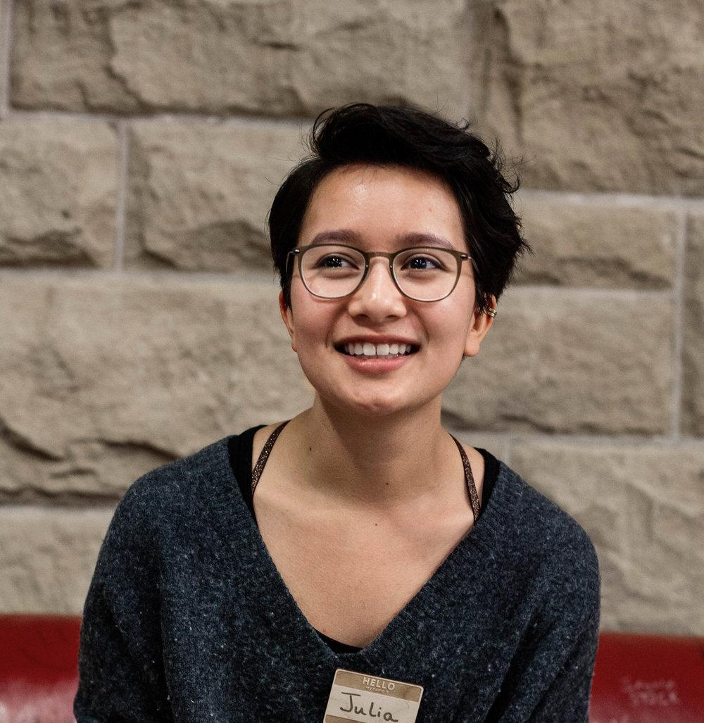 Julia Kong