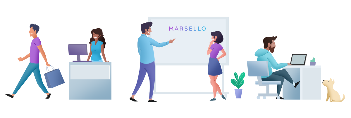 About Marsello - Powering retailer's Potential