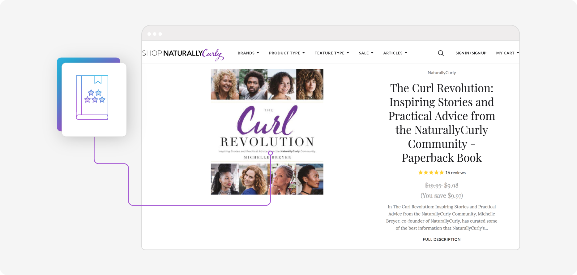 The Naturally Curly book, The Curl Revolution