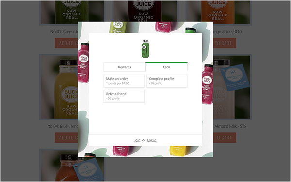 buda-juice-earn-points-marsello-loyalty-widgets.png