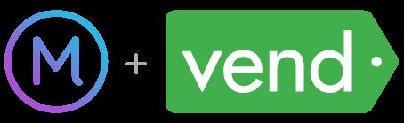 Marsello logo + Vend Logo