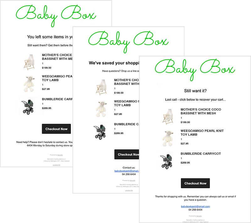 baby box abandoned cart email.png
