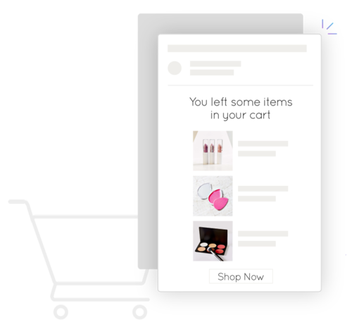 Shopify Mailchimp abandoned cart email Marsello