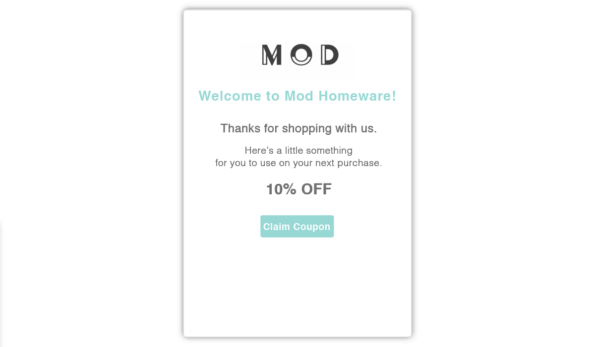 Marsello coupon code in email Automations