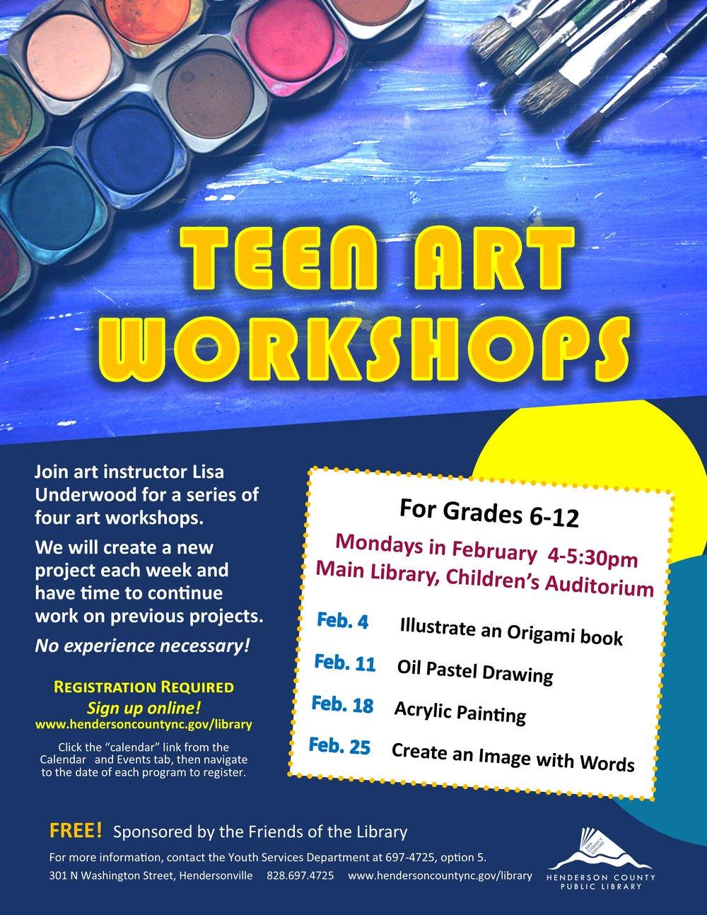 Teen Art Workshops.jpg