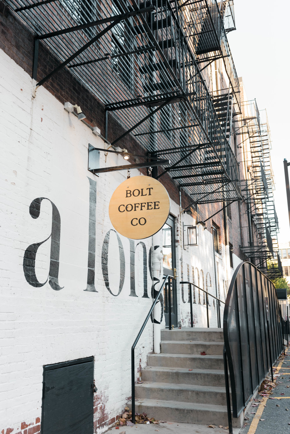 Three Favorite Coffee Shops in Rhode Island