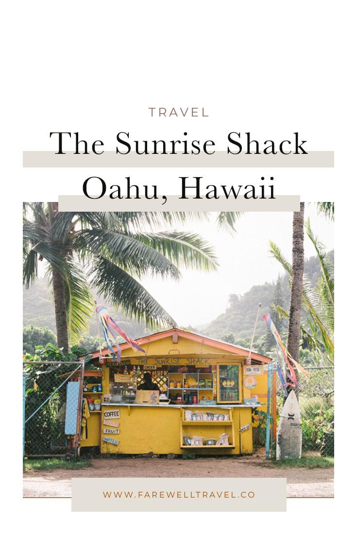 Best Acai Bowls on Oahu | The Sunrise Shack