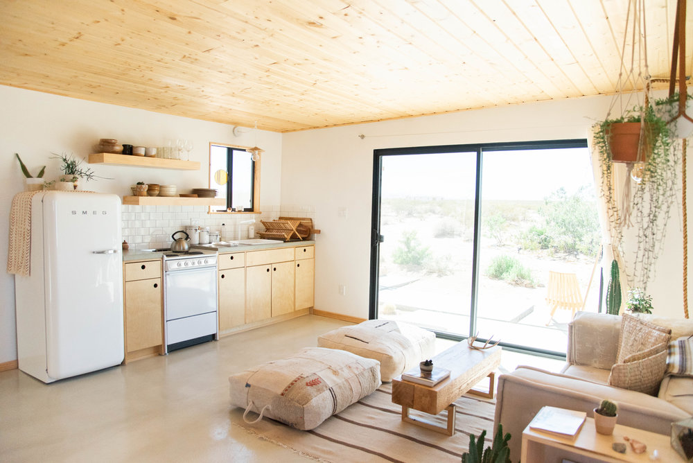 Where to Stay in Joshua Tree, California | The Shack Attack