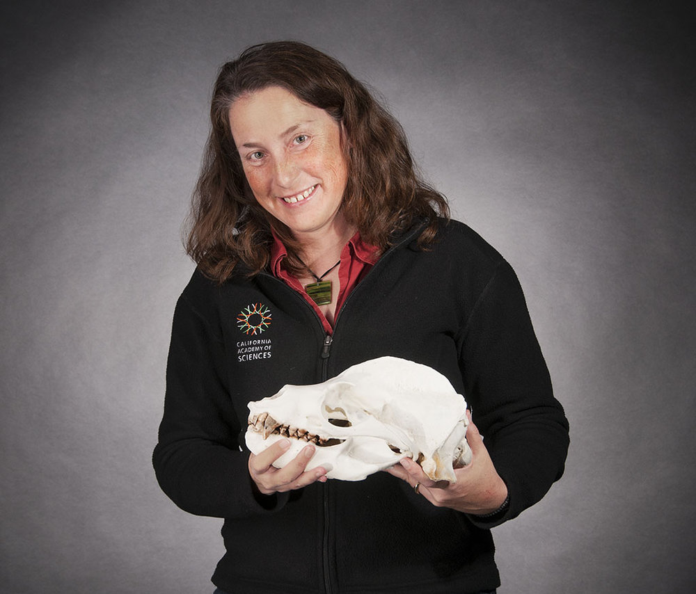 photo of Mo Flannery by California Academy of Sciences