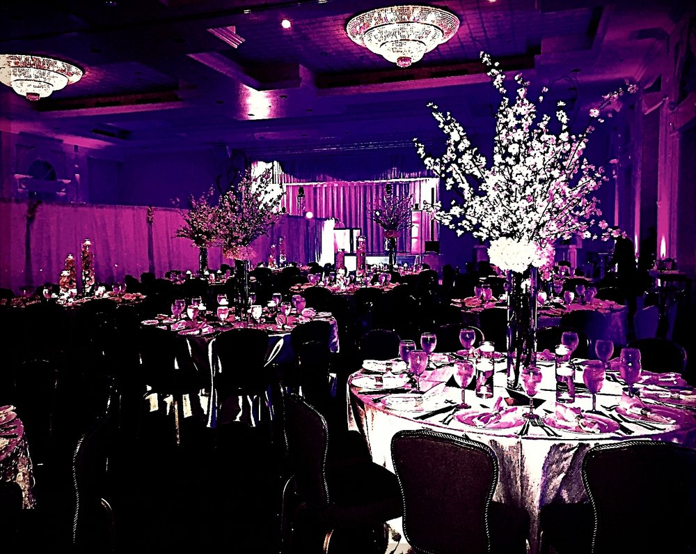 Memories Start Here - Bring your occasions to life with uplifting designs, colors, and lights. The limit is your imagination.