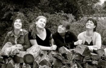 The Grady Girls (Photo: Rosie Grady Sayvetz)