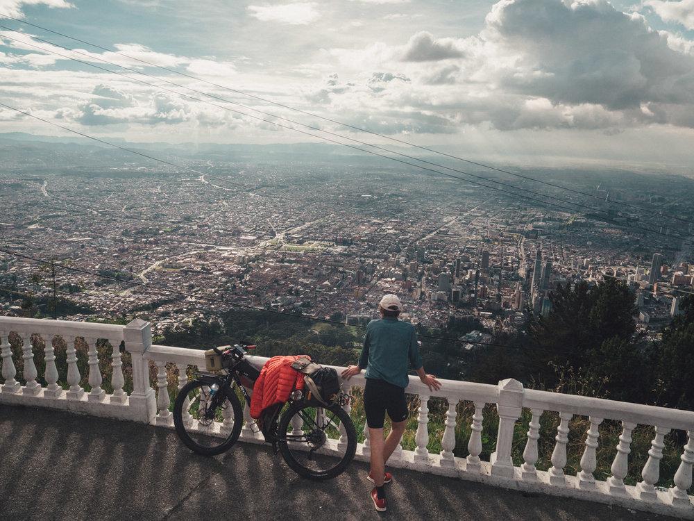 View from Cerro de Guadalupe