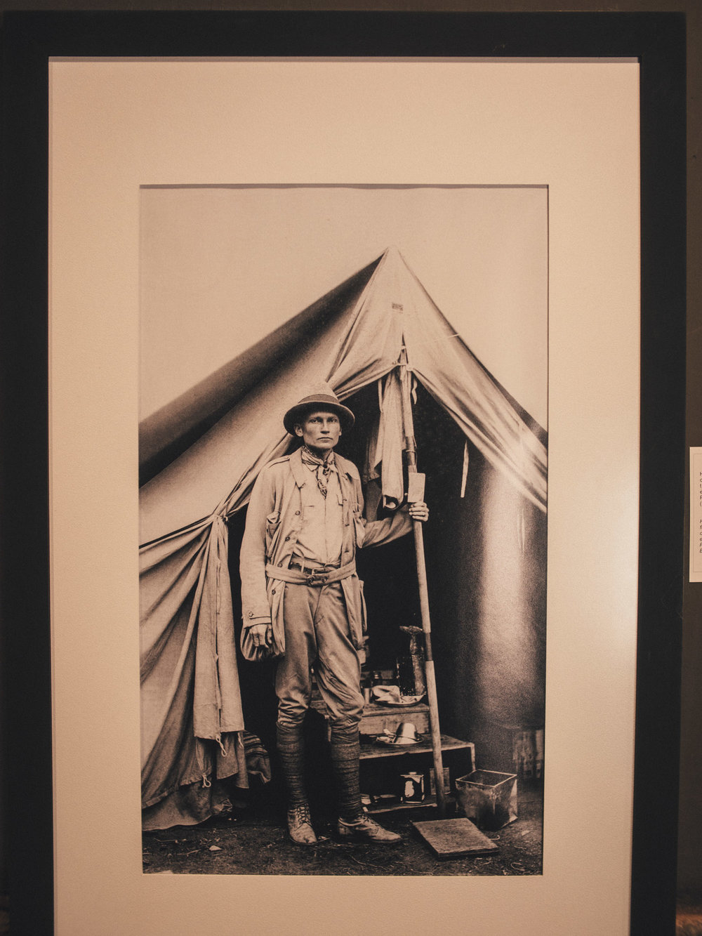 Hiram Bingham, who discovered Machu Picchu in 1911