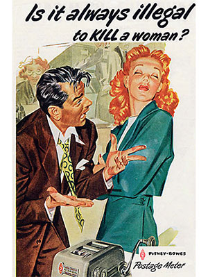 is-it-always-illegal-to-kill-a-woman-postage-motor-ad-vintage-sexist.jpg