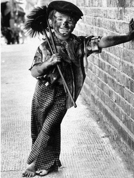 Little Sweep Boy - Unknown