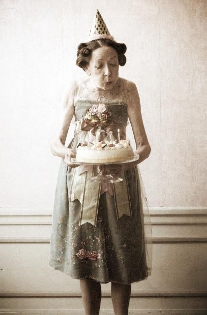 Old Lady -Edwin Oudshoorn
