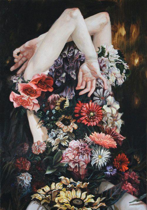 Flowers -Meghan Howland