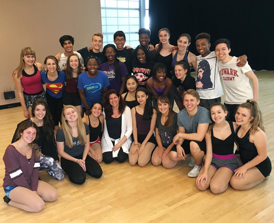 Paper Mill Playhouse - Isabella is spending June-July of summer 2017 interning under resident choreographer and instructor, Michele Mossay, and artistic director, Mark S. Hoebee, at the Paper Mill Playhouse Summer Musical Theatre Conservatory!