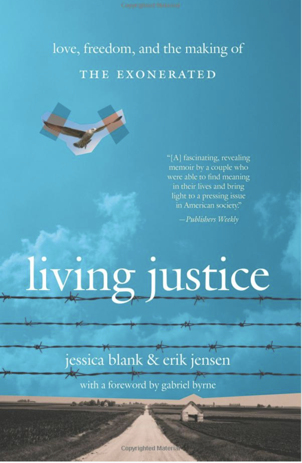 Book: Living Justice - By Jessica Blank & Erik Jensen