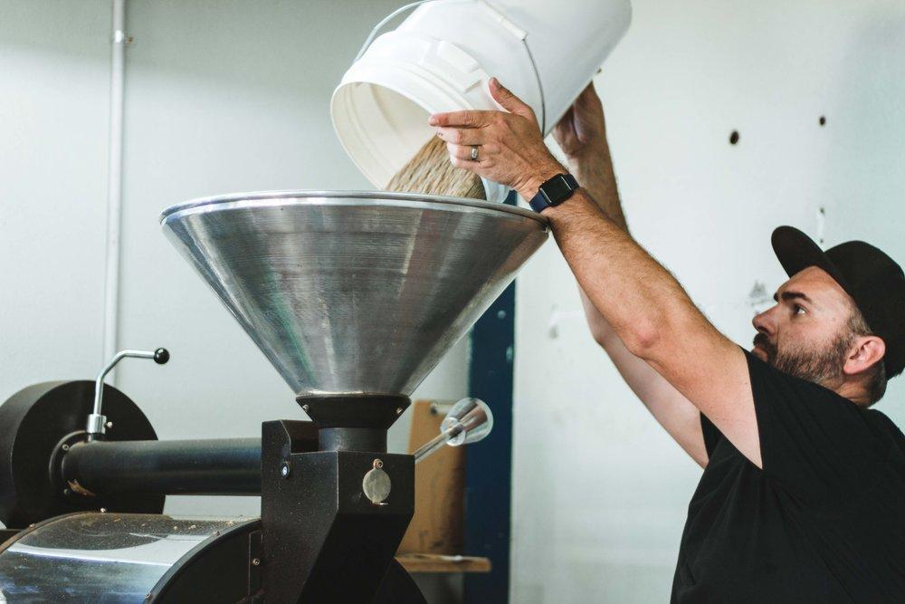 Adam Darks Coffee Roasters