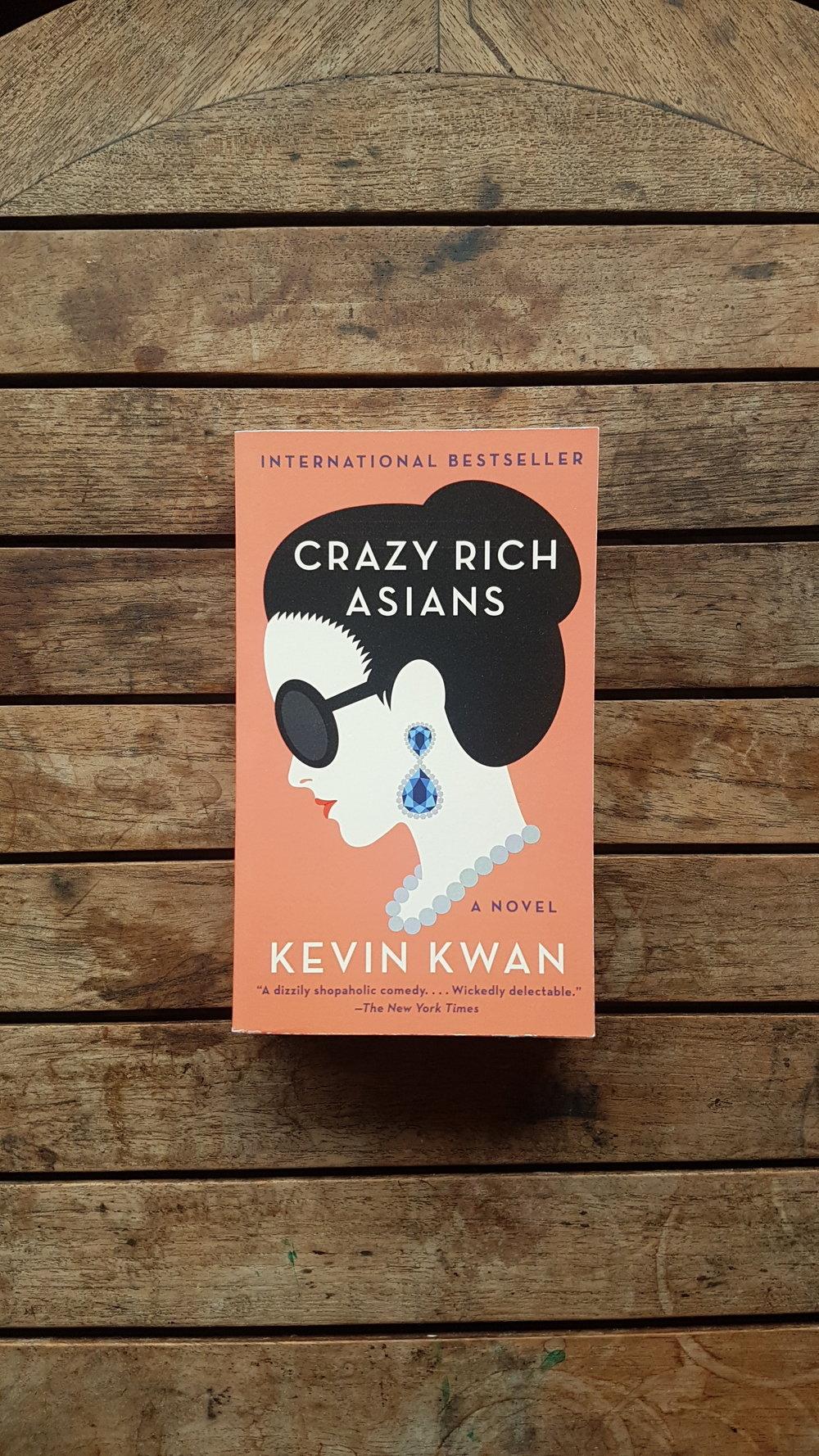 Crazy Rich Asians   (Crazy Rich Asians Trilogy) by Kevin Kwan