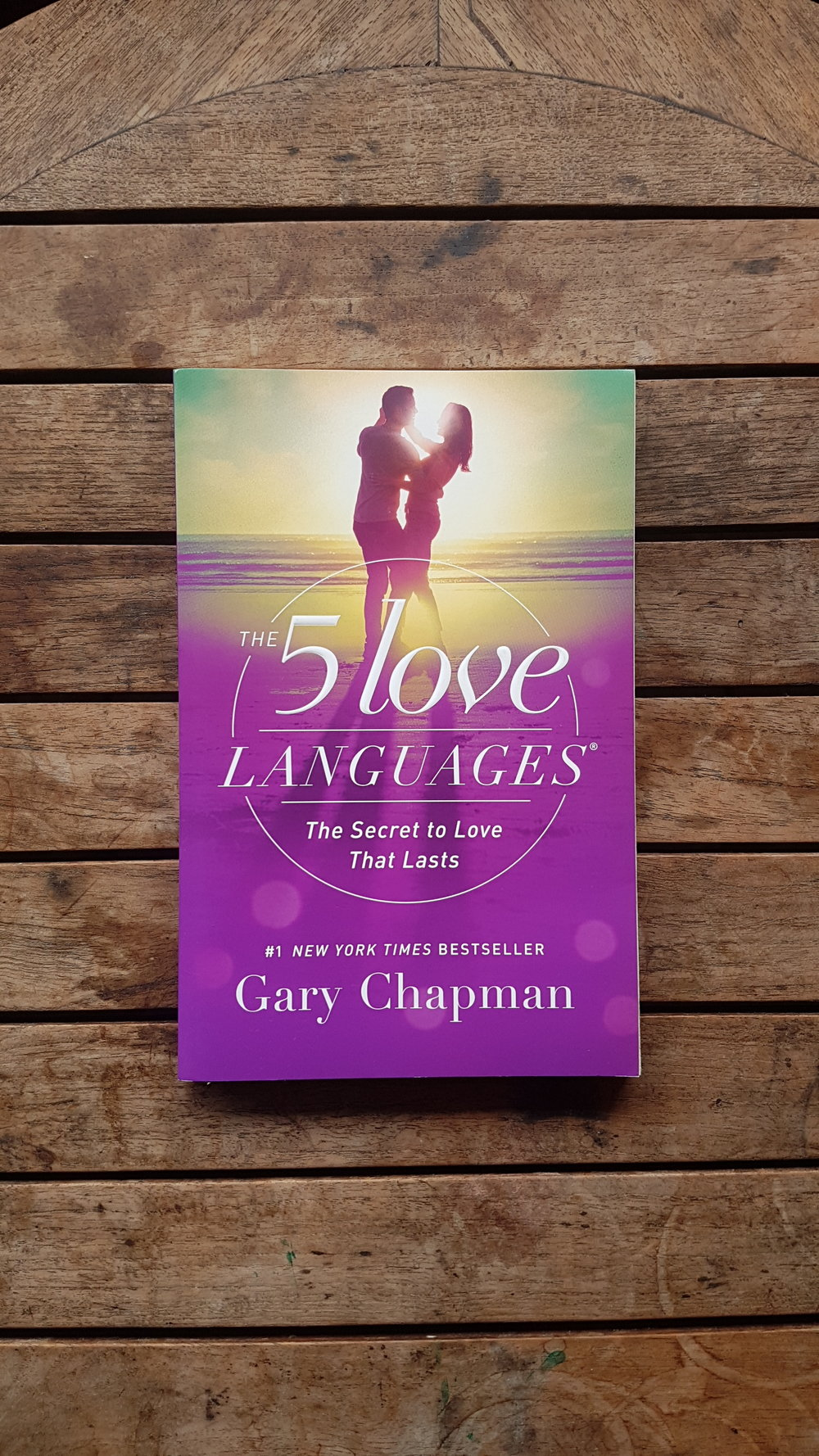 The 5 Love Languages: The Secret to Love that Lasts   by Gary Chapman