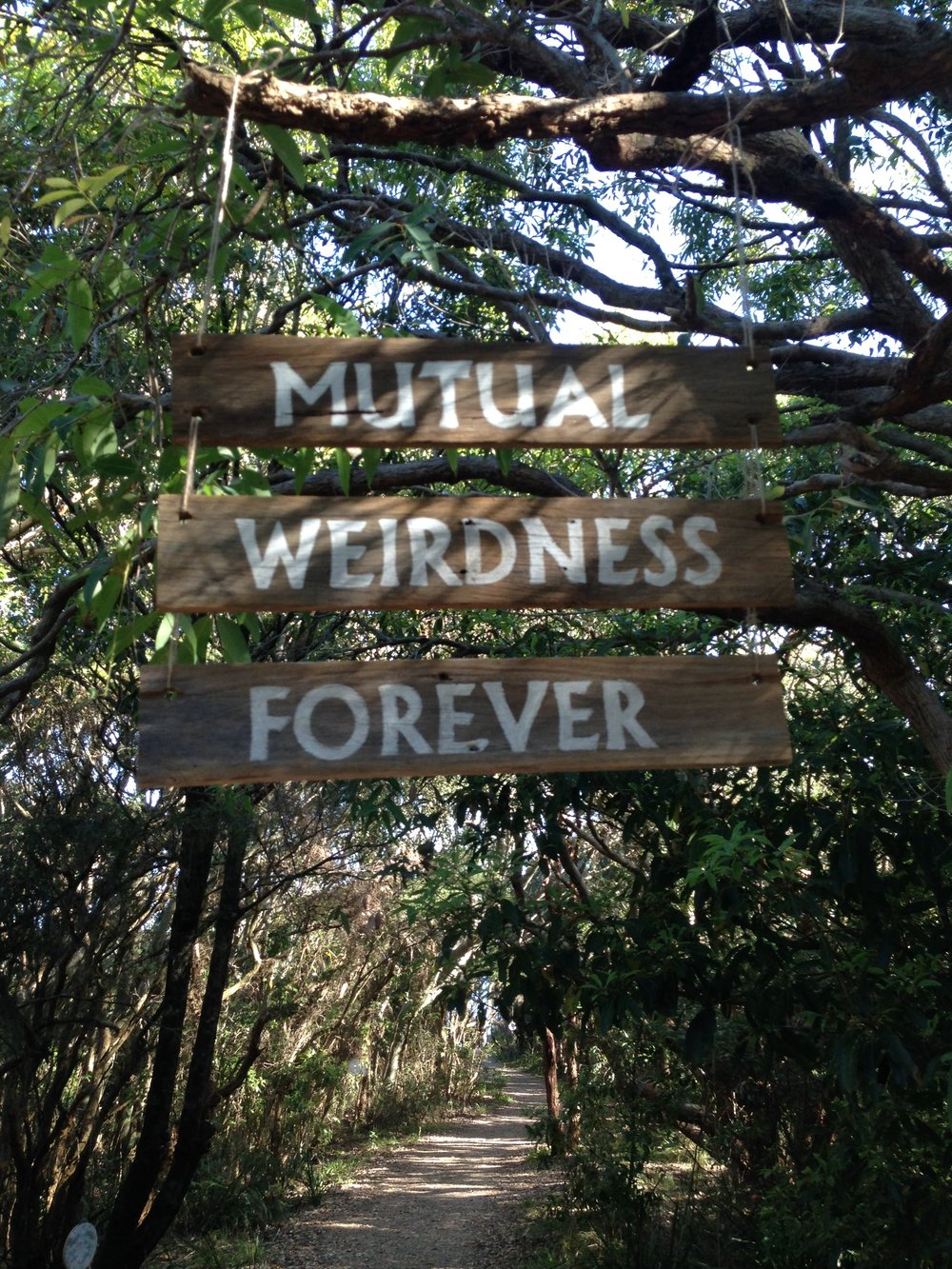 Mutual Weirdness Forever # $10