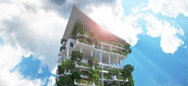The Urban Tree Village   Vertical Village with a green heart and soul for current and future generations.   Read more