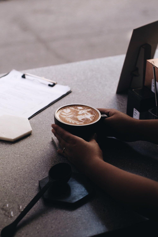 . - STUDIO CAFFEINE