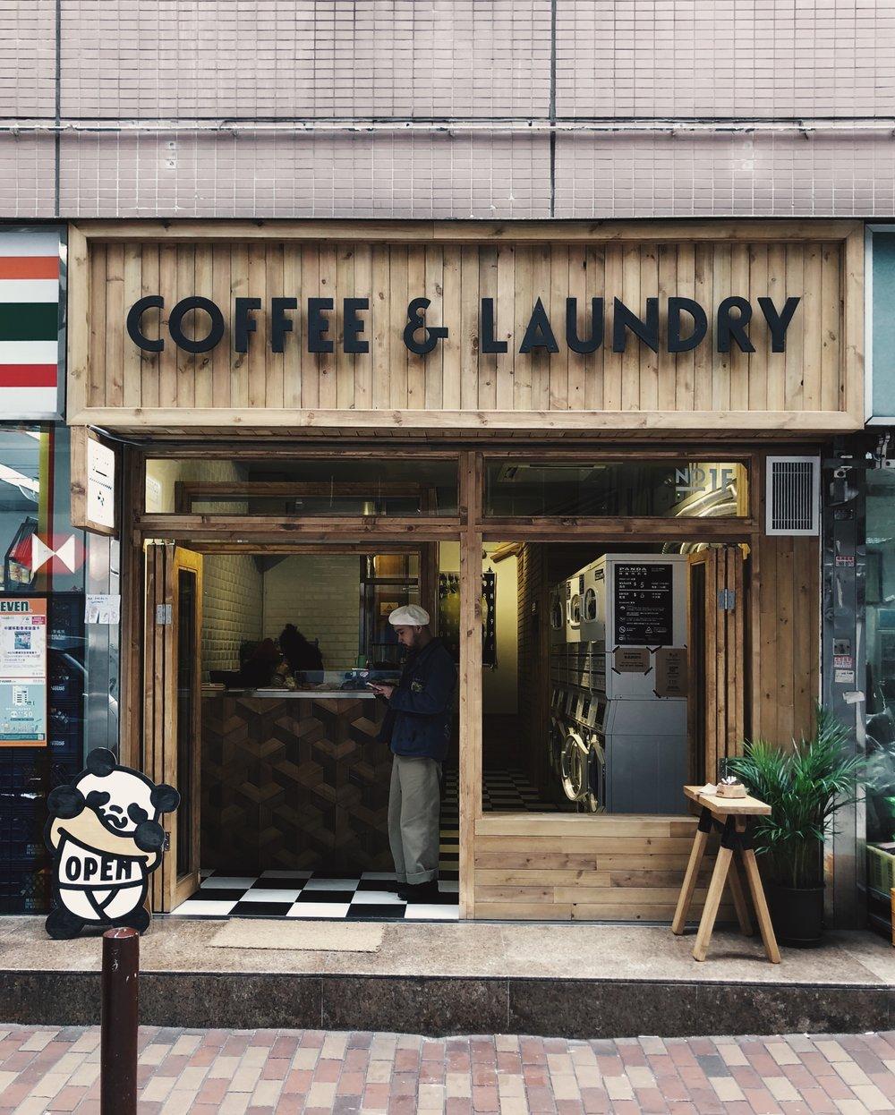 & - COFFEE &