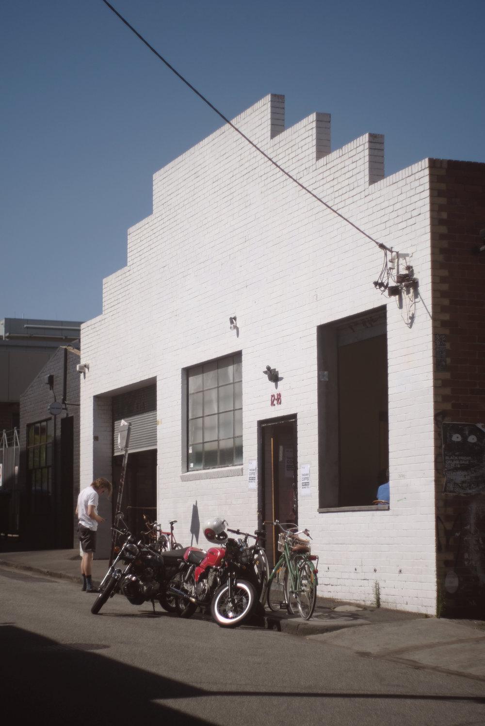 ST ALI /  St Ali   📍12-18 Yarra Pl, South Melbourne VIC
