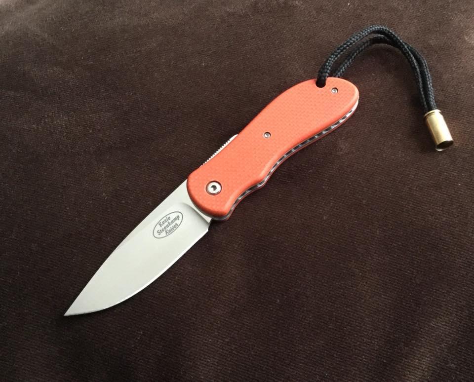 UK friendly everyday carry folding knife.