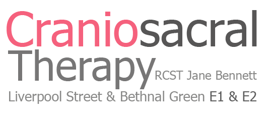 CRANIOSACRAL THERAPY In Liverpool Street & Bethnal Green - E1 & E2