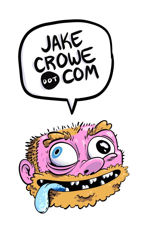 Jake Crowe (dot) com