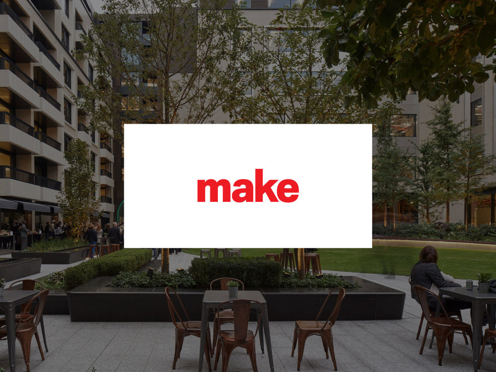 MAKE - Make is an award-winning international architectural practice with a reputation for challenging convention and pursuing design excellence. Services include: copywriting for thought leadership and business development