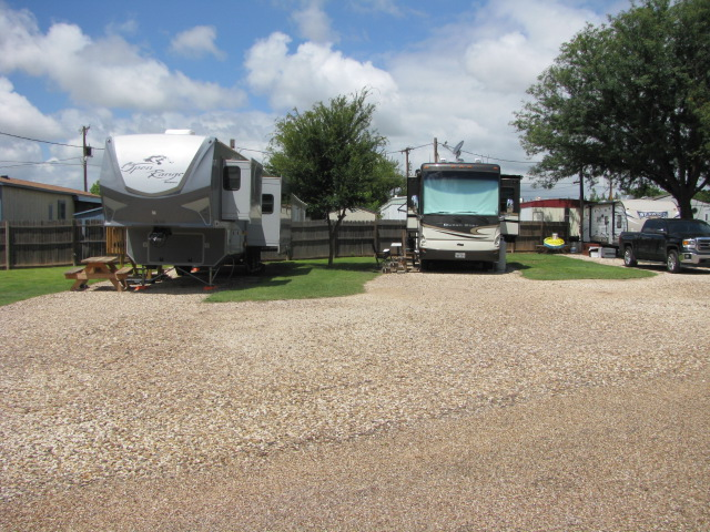 Space 68B  Will accommodate RV Park model (tiny house) customer pays all utilities (eledtric, water, sewer garbage)    -