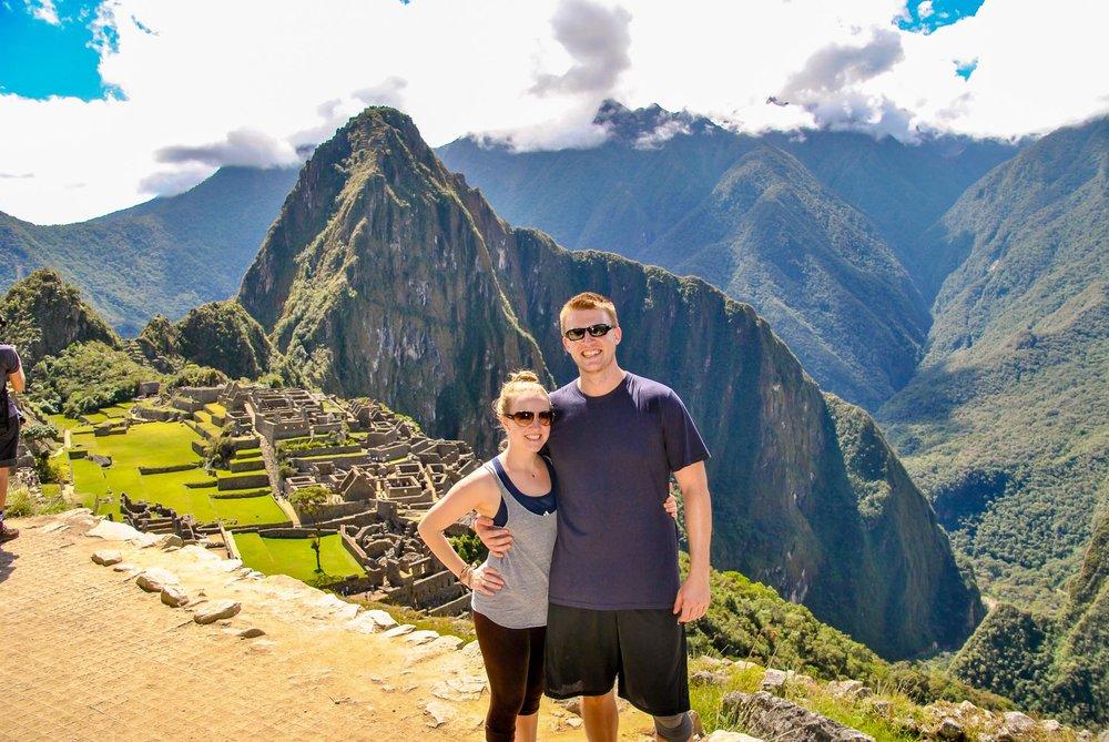 Manchu Picchu