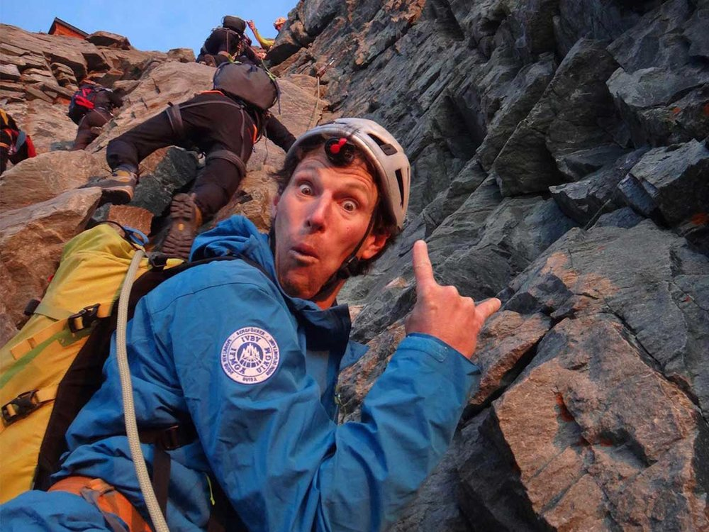 David Gladwin - Instructor and Mountain Guide
