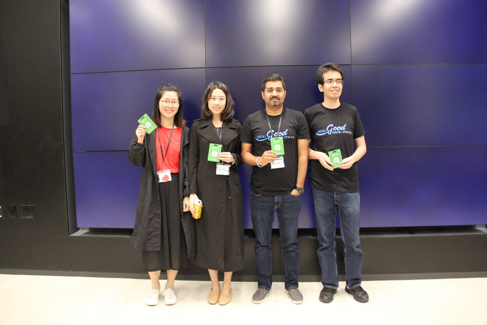 Microsoft Challenge - TEAM SAVE RACCOONS SAVE THE WORLD