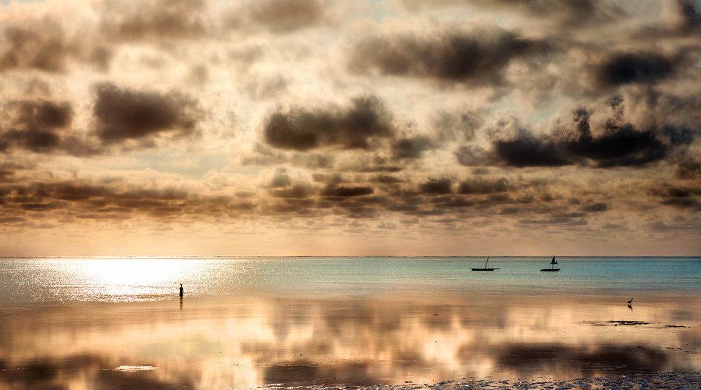 Sunrise at Jambiani - Zanzibar