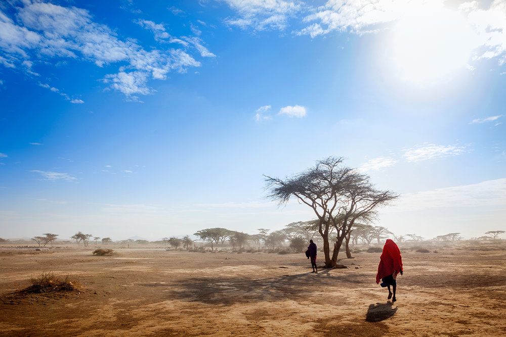 Tanzania - Masaai Area
